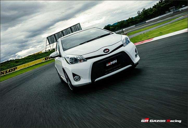 Toyota Vitz GRMN Turbo