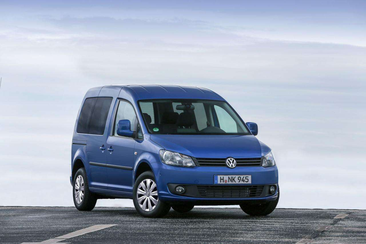 Volkswagen Caddy BlueMotion