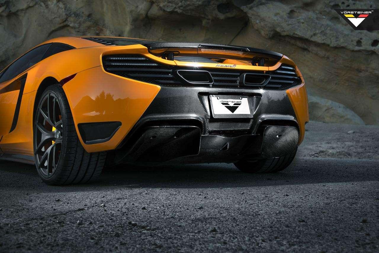 Vorsteiner MP4-VX McLaren MP4-12C