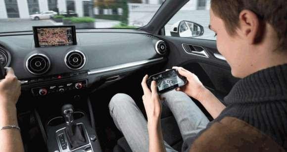 Audi A3 4G LTE