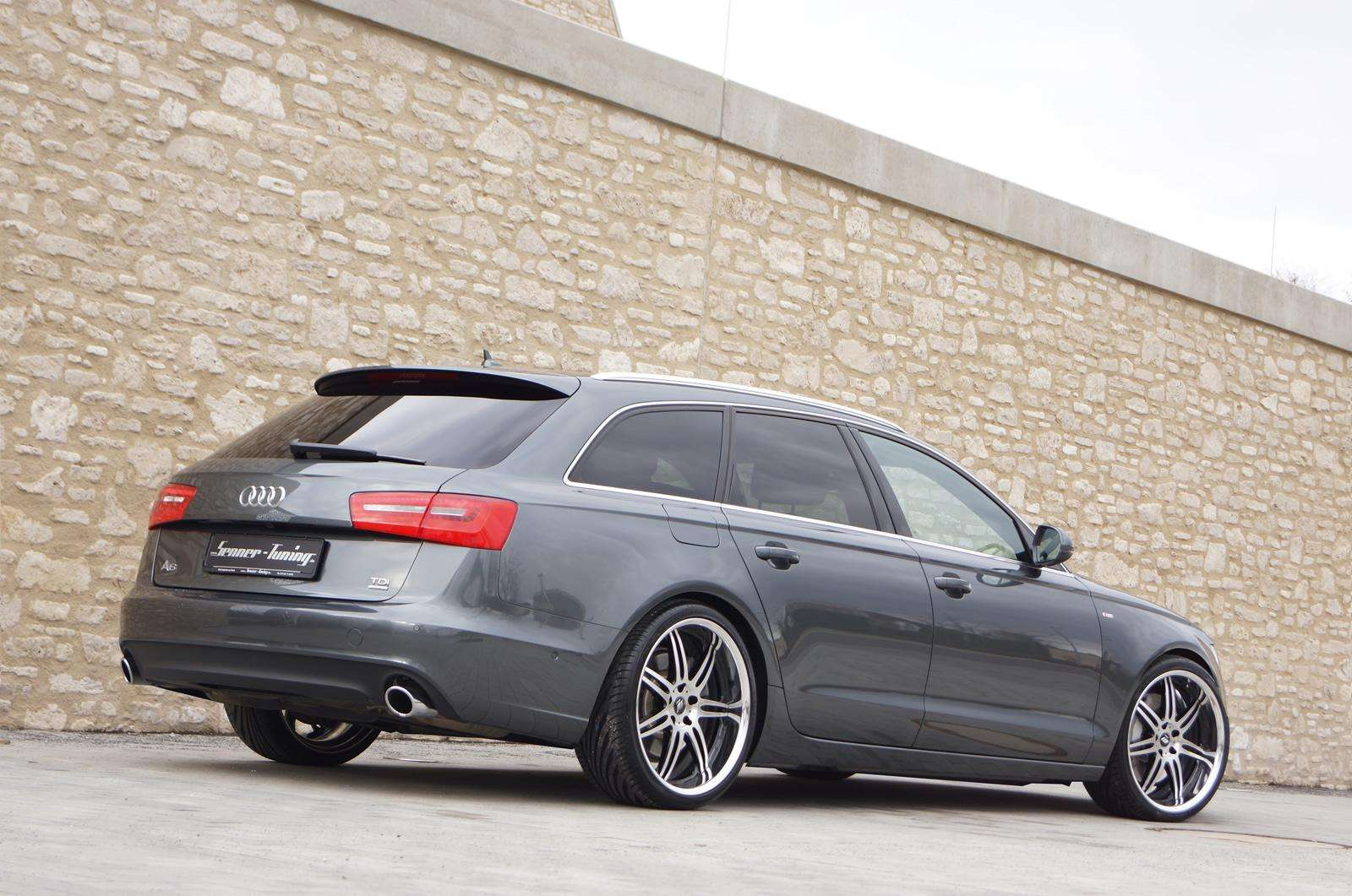 Audi A6 Avant 3.0 TDI Senner Tuning