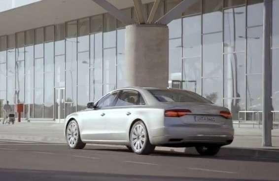 Audi A8 2014 facelift