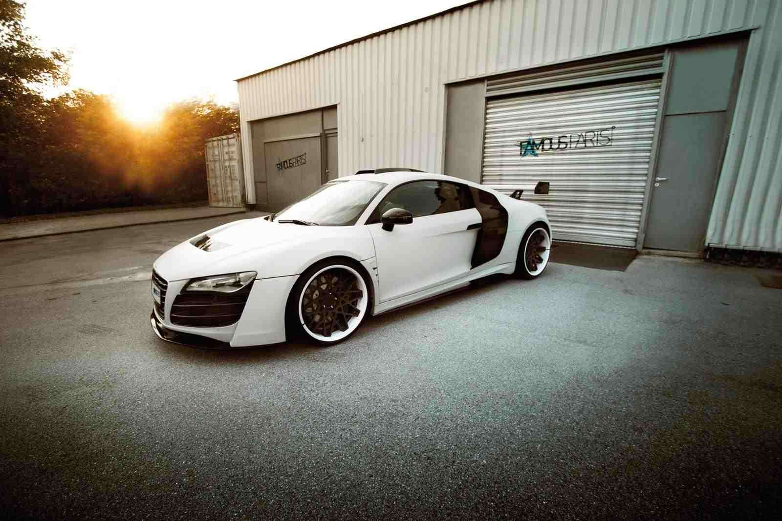 Audi R8 Prior Design
