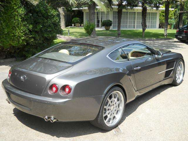 Bentley Continental GT autoscout24