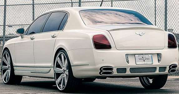 Bentley Continental Flying Spur by Vellano Wheels