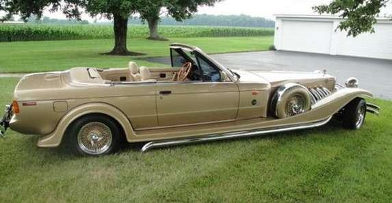 BMW 325i Cabrio tuning