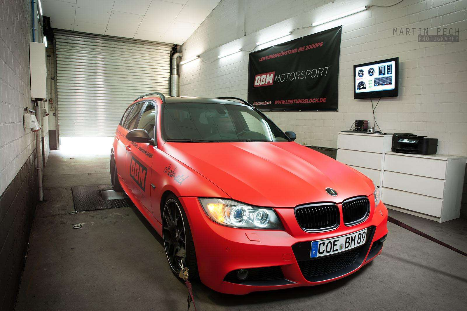 BMW 3-Series Touring by BBM Motorsport