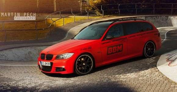 BMW serii 3 Touring tuning