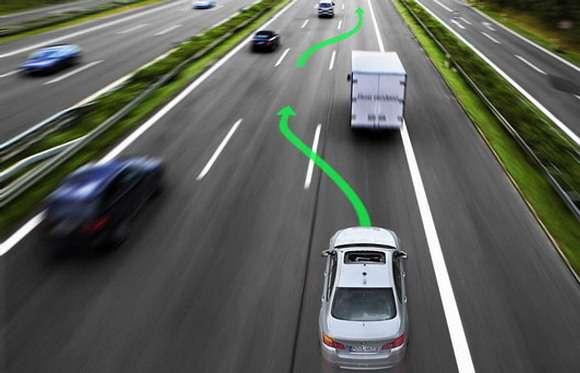BMW system automatycznej jazdy
