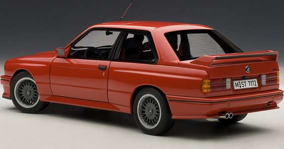BMW M3 Sport Evolution 1990
