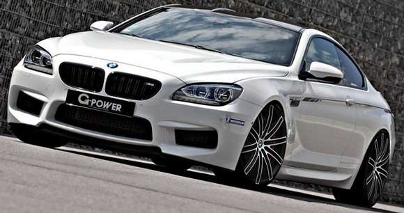 BMW M6 Coupe tuning