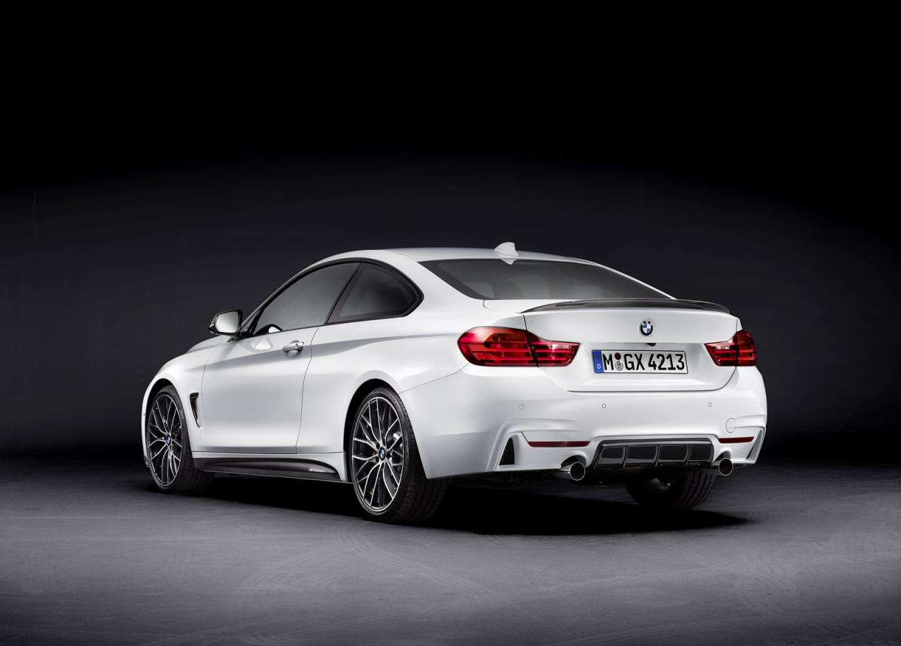 BMW serii 4 M Performance