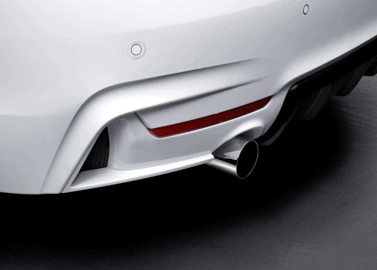 BMW serii 4 M Performance