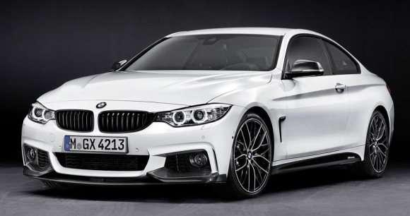 BMW 4 M pakiet