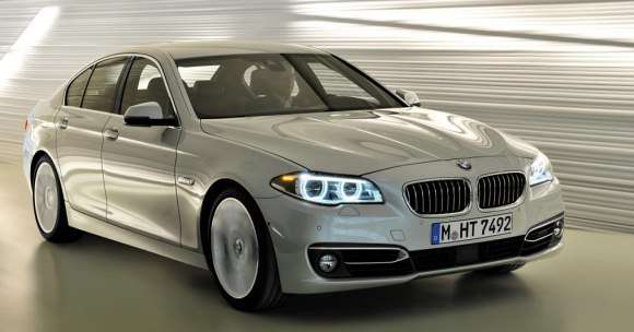 BMW serii 5 2014