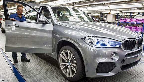 BMW X5 2014 M50d