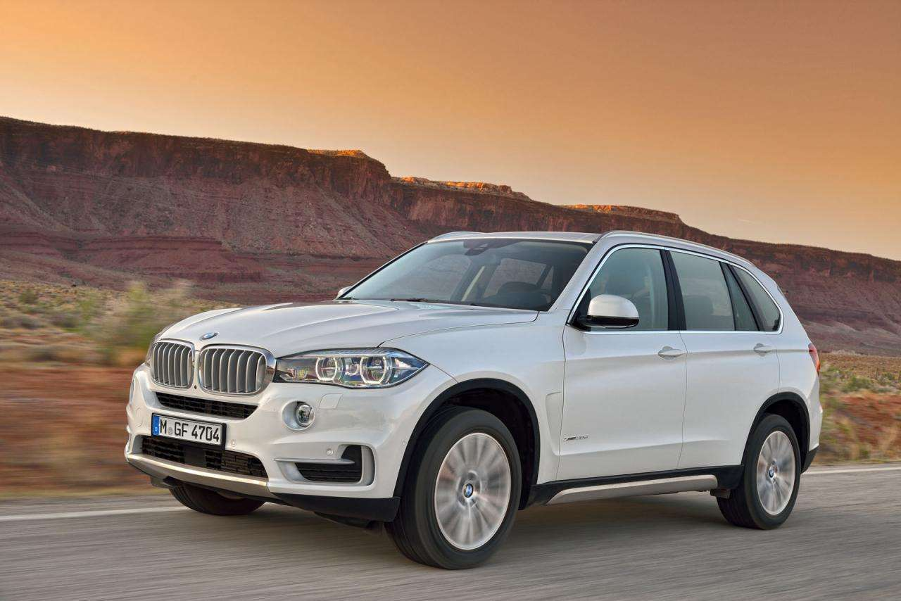 BMW X5 2014