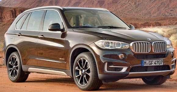 Nowe BMW X5 2014