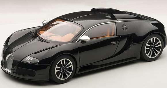 Bugatti zabawka 1:18