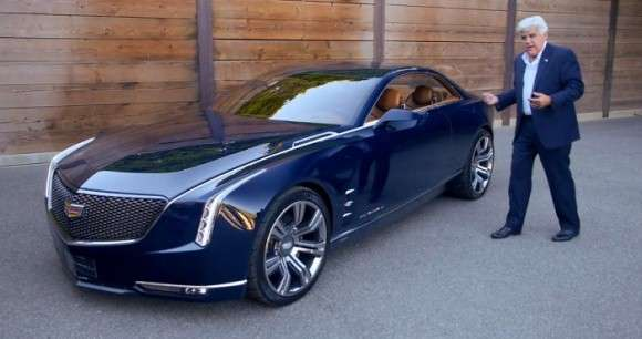 Cadillac Elmiraj Concept Jay Leno
