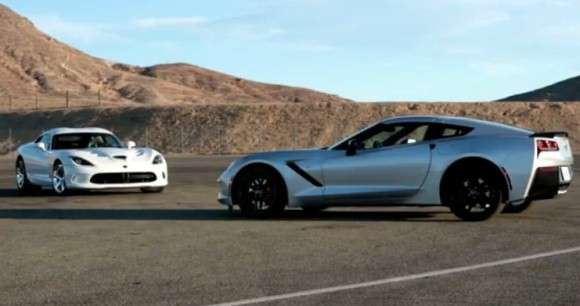 SRT Viper vs. Corvette Singray