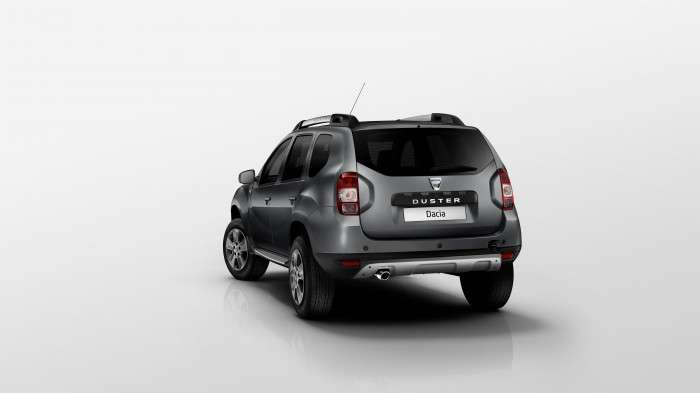 Dacia Duster Facelift 2014