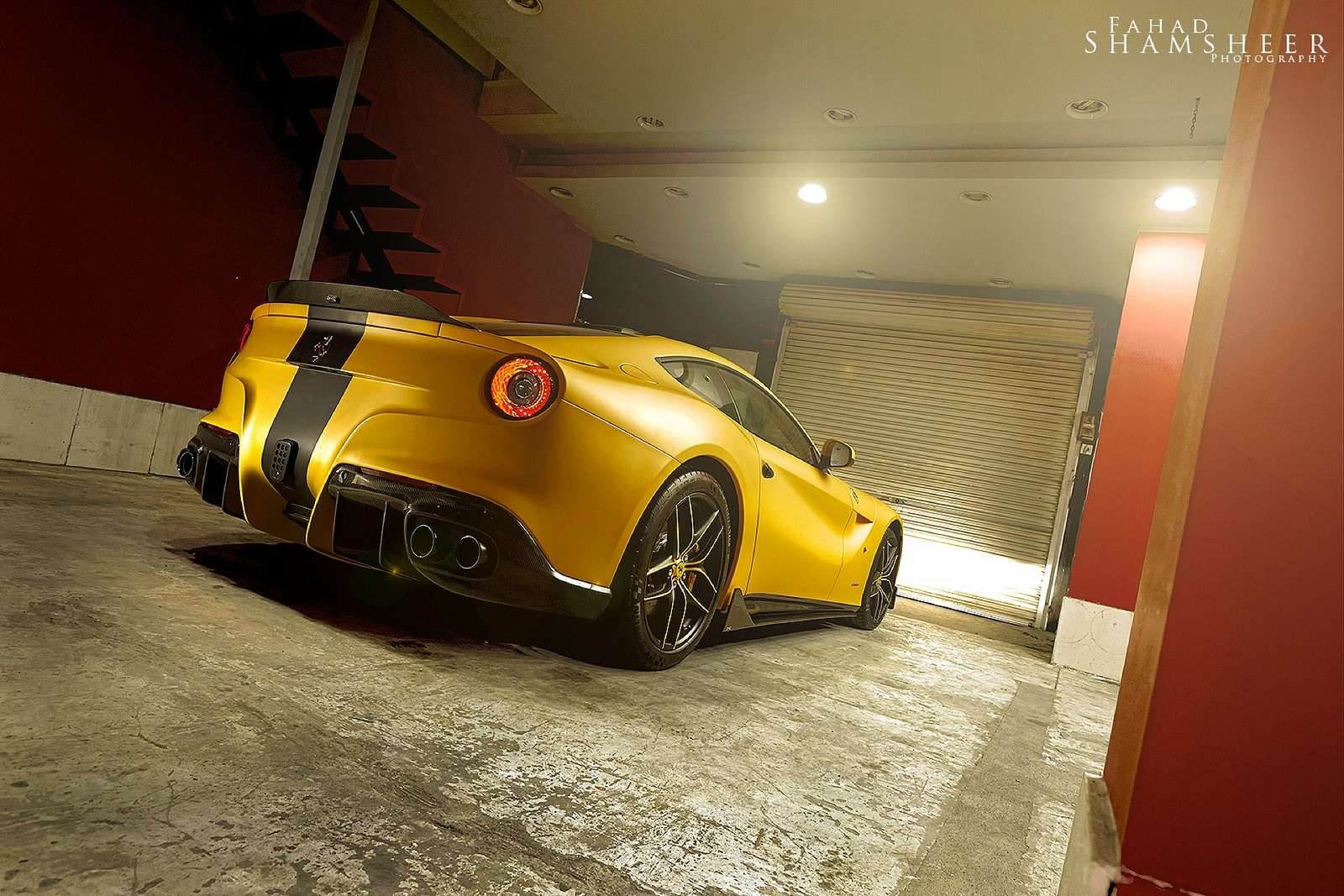 DMC F12 SPIA Middle East Special Edition