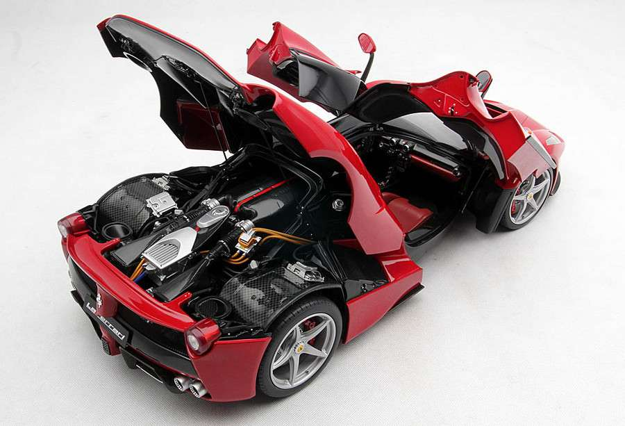 LaFerrari miniature by Amalgam