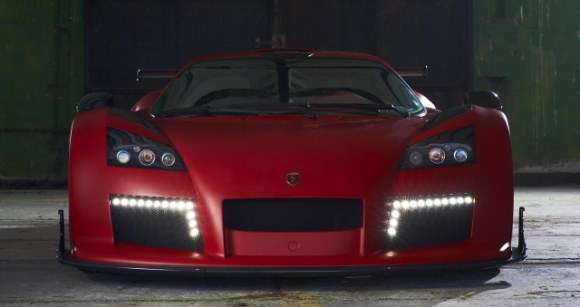 Gumpert Apollo S 2013