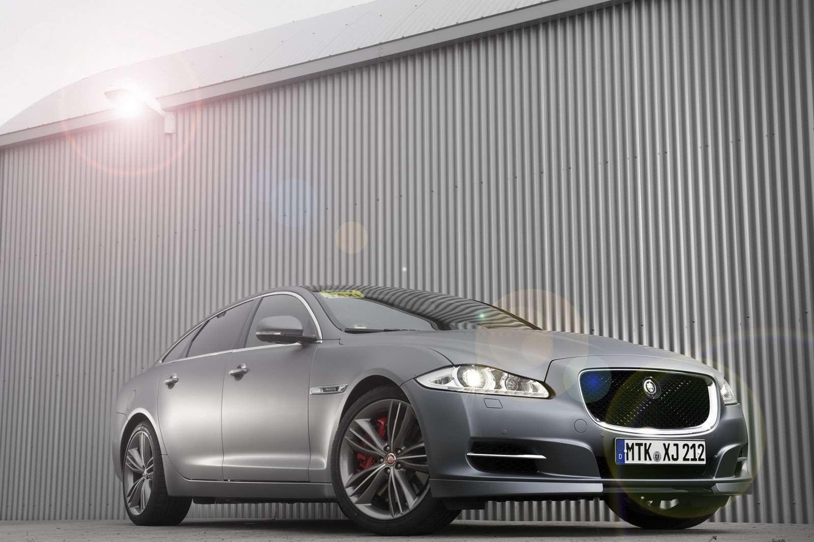 Jaguar XJ Supersport V8 Ring Taxi