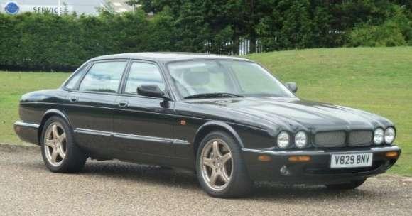 Jaguar XJR Clarkson