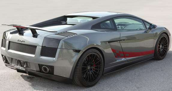 Lamborghini Gallardo tuning Titan Motorsports