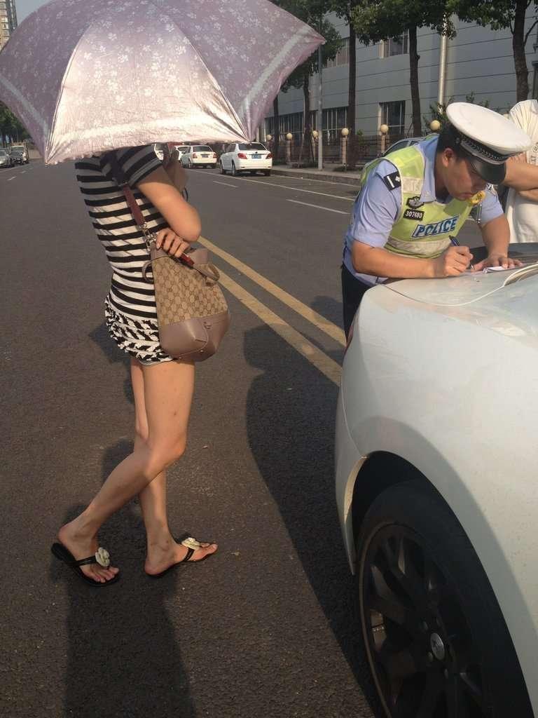 Maserati GranTurismo Parking China