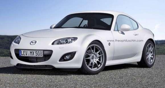 Mazda MX-5 coupe