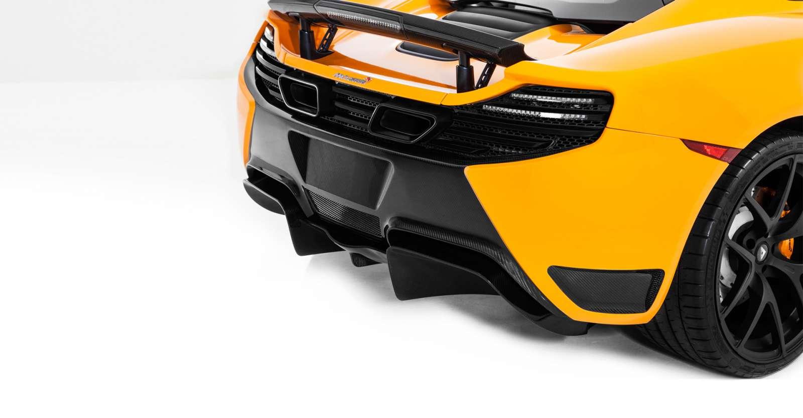 McLaren MP4-12C tuning Vorsteiner