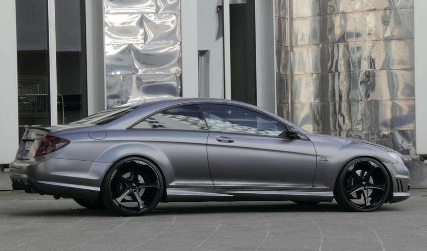 Mercedes CL65 AMG Grey Stone Edition tuning Anderson
