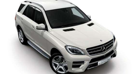 Mercedes M specjalna edycja