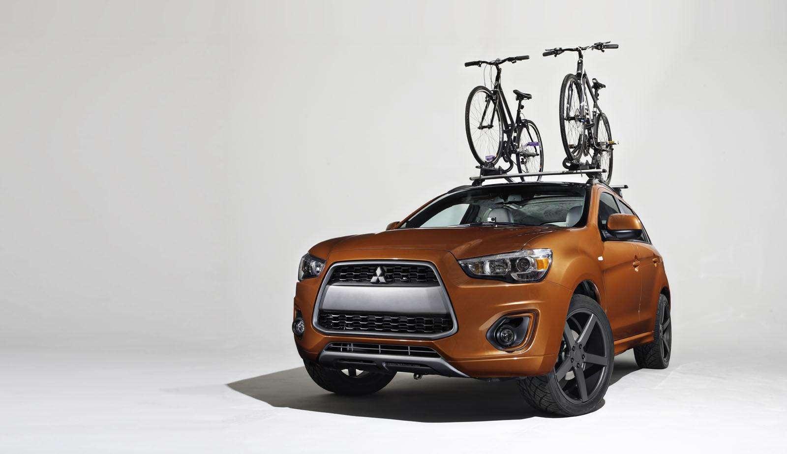Mitsubishi ASX Sport Summer Edition
