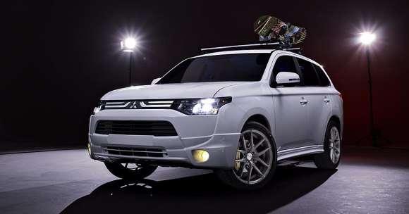 Mitsubishi Outlander Winter Edition