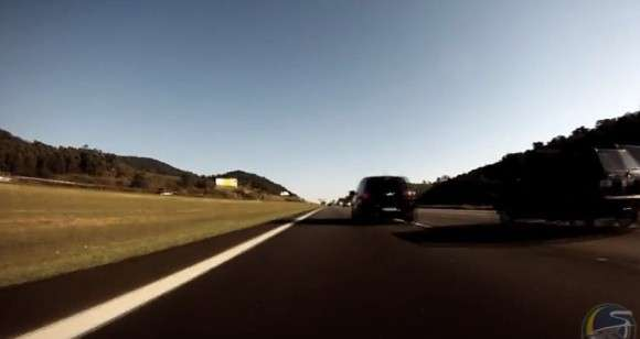Nissan GT-R autostrada autobahn