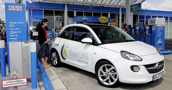 Opel Adam LPG