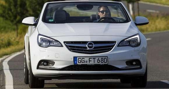 Opel Cascada 1,6 l SIDI Turbo
