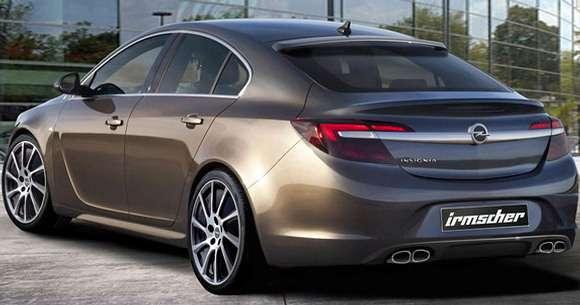 Opel Insignia tuning