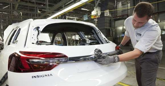 Opel Insignia 2013 produkcja
