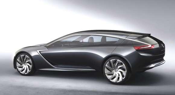 Koncepcyjny Opel