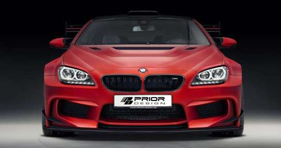 BMW M6 2014 tuning