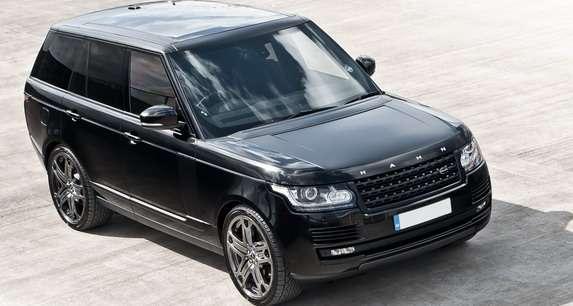 Range Rover Project Kahn tuning
