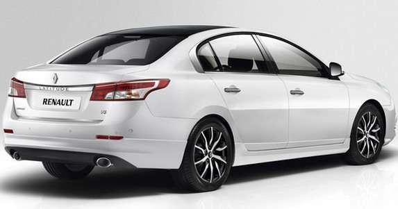 Renault Latitude facelift