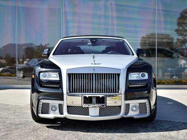 Rolls-Royce Ghost by Wald International