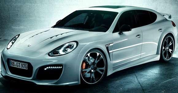 Porsche Panamera GrandGT tuning